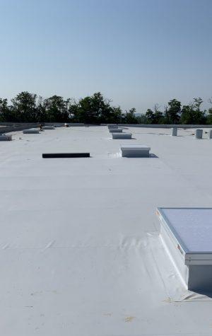 Lagyhéjú tető keszites
